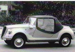 Fiat 500 Gamine Vignale - 1967  -  CPM - Passenger Cars