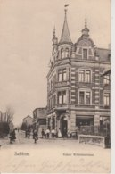57 - METZ SABLON - KAISER WILHELMSTRASSE - NELS SERIE 105 N°150 - CARTE RARE - Metz