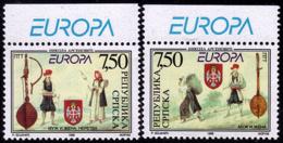 Bosnie Serbe - Europa CEPT 1998 Yvert Nr. 105/106 Bdf - Michel Nr. 105/106 ** - 1998