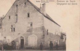 57 - RETTEL - MAISON DES BATELIERS - NELS SERIE 111 N°1 - CARTE RARE - Autres Communes