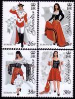 Gibraltar - Europa CEPT 1998 - Yvert Nr. 835/838 - Michel Nr. 834/837  ** - 1998