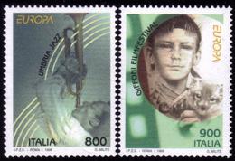 Italie - Europa CEPT 1998 - Yvert Nr. 2290/2291 - Michel Nr. 2554/2555 ** - 1998