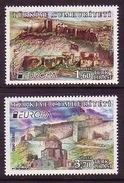 2017 TURKEY EUROPA CASTLES MNH ** - 1921-... Repubblica