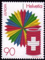 Suisse - Europa CEPT 1998 - Yvert Nr. 1582 - Michel Nr. 1654  ** - 1998