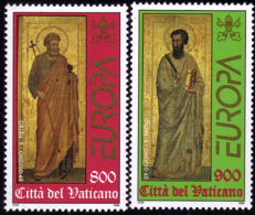 Vatican - Europa CEPT 1998 - Yvert Nr. 1104/1105 - Michel Nr. 1242/1243  ** - 1998