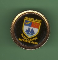 RUGBY *** LEAGUE REFEREES ASSN - AUCKLAND *** 1061 (122) - Rugby