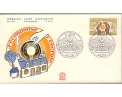 Ref. 439599 * MNH * - FRANCE. 1978. ENERGY SAVING . ECONOMIAS DE ENERGIA - Storia Postale