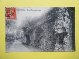 CERISY BELLE ETOILE. Les Ruines De L'Ancienne Abbaye Des Prémontrés. La Porte. - France