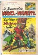 NAND Et NANETTE Le Journal Du 15 Juin 1965 Les Indiens Iroquois AKWAS Et La Fille De Robin Des Bois - Magazines Et Périodiques