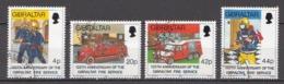 Gibraltar Used Set - Firemen