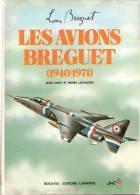 DOCAVIA N°6 AVION BREGUET 1940 1970 CHASSE ARMEE FRANCAISE AIR PILOTE AVIATION GUERRE AERIENNE - Aviation
