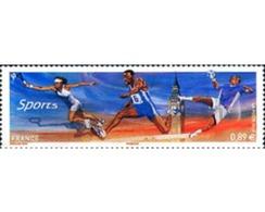 Ref. 285656 * MNH * - FRANCE. 2012. SPORTS . DEPORTES - Handball