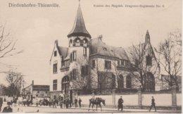 57 - THIONVILLE - KASINO DU REGIMENT DES DRAGONS N° 6 - NELS SERIE 100 N° 34 - Thionville
