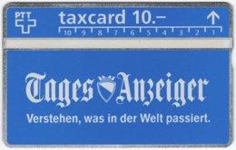 SWITZERLAND C-862 Hologram Private - Advertising, Newspaper - 208L - MINT - Suisse