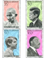 Ref. 194359 * MNH * - GABON. 1969. FAMOUS PEOPLE . PERSONAJES - Martin Luther King