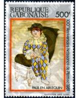 Ref. 256210 * MNH * - GABON. 1981. PABLO RUIZ PICASSO . PABLO RUIZ PICASSO - Picasso