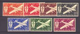 Madagascar  -  Avion  :  Yv  55-61   ** - Luchtpost