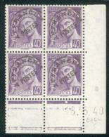 Lot 6384 France Coin Daté Mercure N°P80 (**) - Angoli Datati