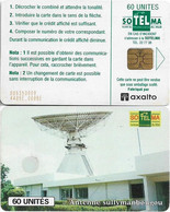Mali - SoTelMa - Antenne Sullymanbougou, 60U, Axalto 01, Used Rare! - Mali