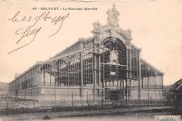 BELFORT Le Nouveau Marche 10(scan Recto-verso) MA1466 - Belfort - Ciudad
