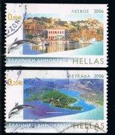 2006 - GRECIA / GREECE - VEDUTE DI ISOLE / ISLAND WIEWS - USATO / USED. - Grecia
