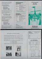 A0981 RWANDA 1990, 30th Anniversary Of Revolution, Advertising Brochure - Rwanda