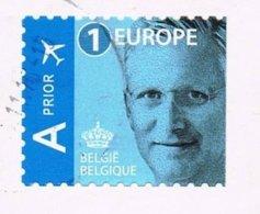 2013 - BELGIO / BELGIUM - IMMAGINE DI RE FILIPPO / KING PHILIP - USATO / USED. - Belgio