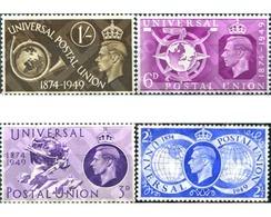 Ref. 141791 * MNH * - GREAT BRITAIN. 1949. 75th ANNIVERSARY OF UPU . 75 ANIVERSARIO DE LA UPU - Non Classificati