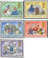 Ref. 142251 * MNH * - GREAT BRITAIN. 1979. CHRISTMAS . NAVIDAD - 1952-.... (Elizabeth II)