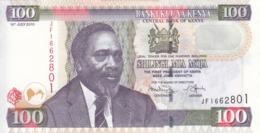 KENYA 100 SHILLINGS 2010 P- 48 UNC */* - Kenya