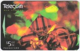 NEW ZEALAND A-836 Magnetic Telecom - Occasion, Christmas - 272BO - Used - Nuova Zelanda