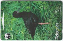 NEW ZEALAND A-883 Magnetic Telecom - Animal, Bird - 502BO - Used - New Zealand