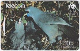 NEW ZEALAND A-884 Magnetic Telecom - Animal, Bird - 501CO - Used - New Zealand