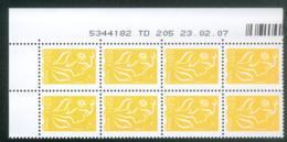 Lot B679 France Coin Daté Lamouche N°3731b (**) - Angoli Datati