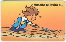 VENEZUELA B-118 Chip CanTV - Cartoon - Used - Venezuela