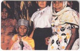 VENEZUELA B-153 Chip CanTV - Culture, Traditional Life - Used - Venezuela