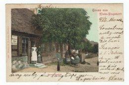 TRZEBIEZ  (Klein-Ziegenort) 1903 BAKERY - Polen