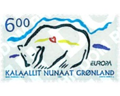 Ref. 63171 * MNH * - GREENLAND. 1999. EUROPA CEPT. NATURE RESERVES AND PARKS . EUROPA CEPT. RESERVAS Y PARQUES NATURALES - Europa-CEPT