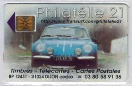 Repiquage Autocollant Philatélie 21 Sur Cordon - Rare - TBE - Voir Scans - Cordons'