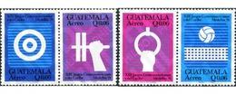 Ref. 134769 * MNH * - GUATEMALA. 1978. 13th CARIBBEAN AND CENTRAL AMERICA GAMES . 13 JUEGOS DEPORTIVOS CENTROAMERICANOS - Guatemala