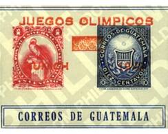 Ref. 32118 * MNH * - GUATEMALA. 1972. GAMES OF THE XX OLYMPIAD. MUNICH 1972 . 20 JUEGOS OLIMPICOS VERANO MUNICH 1972 - Guatemala