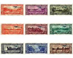 Ref. 33451 * HINGED * - GUATEMALA. 1935. LANDSCAPES . PAISAJES - Guatemala