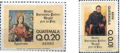Ref. 321222 * MNH * - GUATEMALA. 1983. BEATO PEDRO DE BETHANCOUR - Guatemala