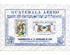 Ref. 370201 * MNH * - GUATEMALA. 1971. 25 ANIVERSARIO DE CARE - Guatemala