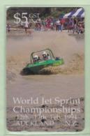 New Zealand - Private Overprint - 1994 World Jet Sprint Champs  - Mint - LO48 - Nouvelle-Zélande