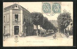 CPA Sens, Bureau D`Octroi, Avenue Vauban - Sens