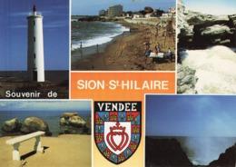 SION ST HILAIRE - MULTI VUES - Saint Hilaire De Riez