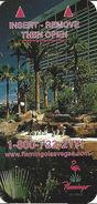 Flamingo Casino - Las Vegas, NV - Hotel Room Key Card - Hotelsleutels (kaarten)