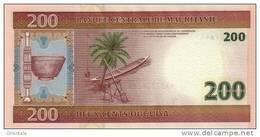 MAURITANIA P. 11b 200 O 2006 UNC - Mauritanie