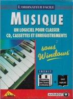 Musique : Logigiel Pour Classer CD... - Windows 3 - Dos 6 (TBE+) - Other